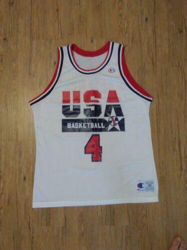 USA BASKETBALL JERSEY,VINTAGE NBA JERSEY,OLYMPIC B