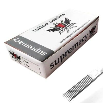Top Quality Uk Quality First 50 X 21 M1 Magnum Shader Professional Sale Supremacy Tattoo Needles