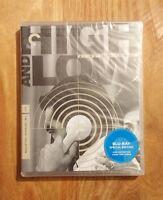 High And Low (1963) Brand Criterion Collection Blu-ray Akira Kurosawa