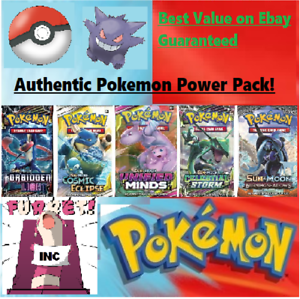 Pokemon-Mystery-Netzteile-5-Booster-Packs-1-2-Boxen-garantiert-Vintage