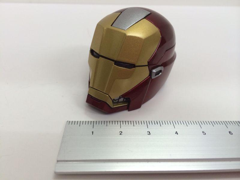 Heißes spielzeug 1   6 ironman 3 mark xxxv 35 rot snapper perfekt helm