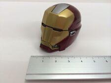 Hot Toys 1/6 Ironman 3 Mark XXXV 35 Red Snapper Perfect Helmet