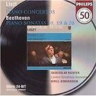 Liszt: The Piano Concertos; Beethoven: Piano Sonatas 10, 19 & 20 (2001)