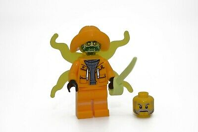 NEW LEGO Captain Jonas Minifigure Hidden Side 70419 Ghost Zombie Mini Figure