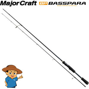 Major-Craft-BASSPARA-BXS-662ML-Medium-Light-bass-fishing-spinning-rod-2019-model