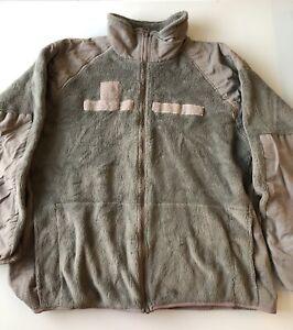 US Military Army Gen 3 ACU Foliage Green Polartec Fleece Jacket