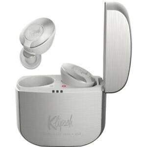Klipsch T5 II Silver True Wireless Headphones Silver