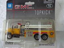 BOLEY1:87 HO SCALE TOPKICK GMC FIRE DEPT.TANKER TRUCK F.D. T14