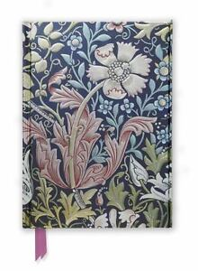 Flame Tree Notebooks Compton Wallpaper By William Morris Foiled