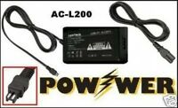 Ac Adapter For Sony Dcrsr10 Dcrsr10e Dcr-sr11 Dcr-sr11e Dcr-sr10 Dcr-sr10e