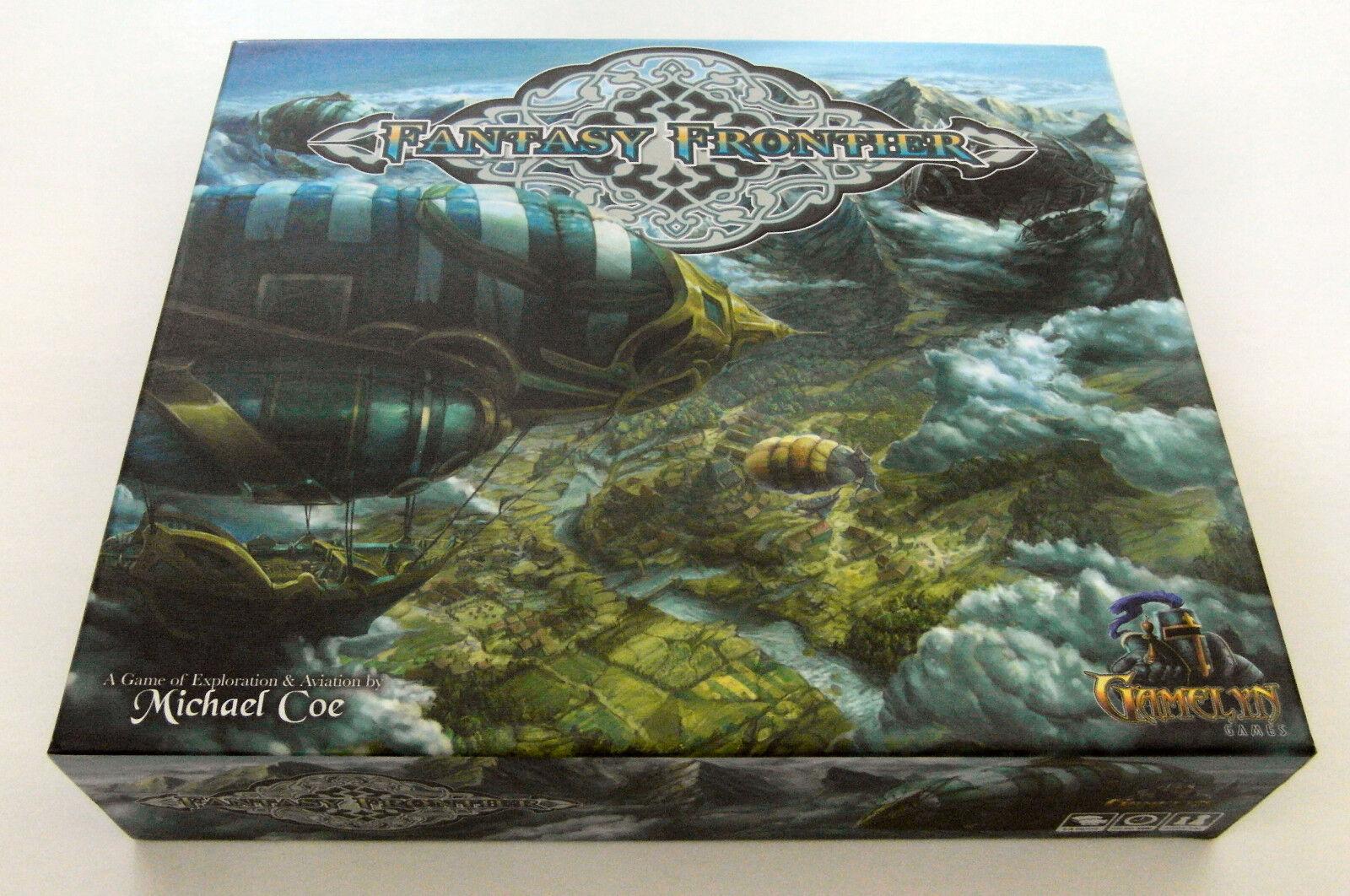Fantasy Frontier - Gamelyn Games - 2014