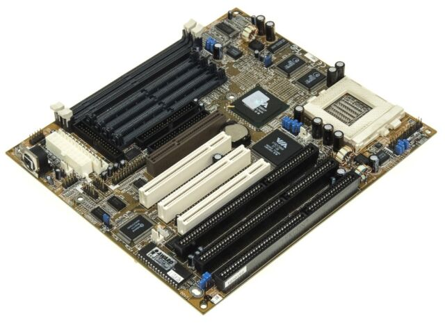 Acer New Mother Board NO Box 2 DIMM 3PCI 4 ISA