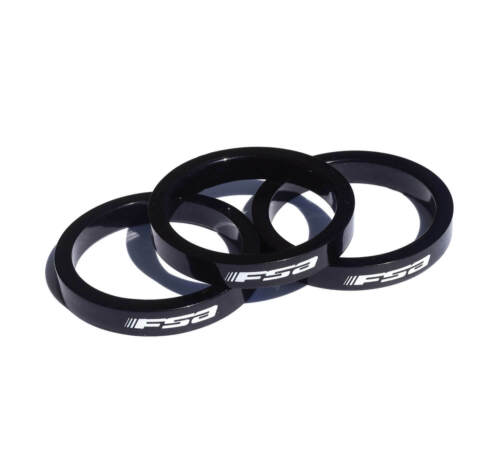 5mm FSA Aluminum Headset Spacers Multi-Packs 1-1//8 inch diameter
