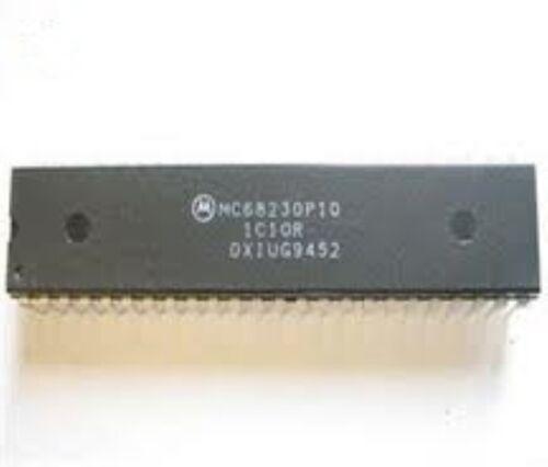 5 pcs MOTOROLA MC68230P10 DIP-48 Analog Timer Circuit