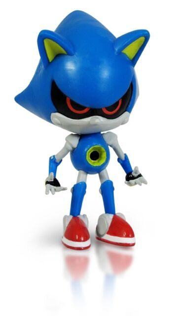 Metal Sonic The Hedgehog Mini Morphed Figure Jazwares For Sale Online Ebay