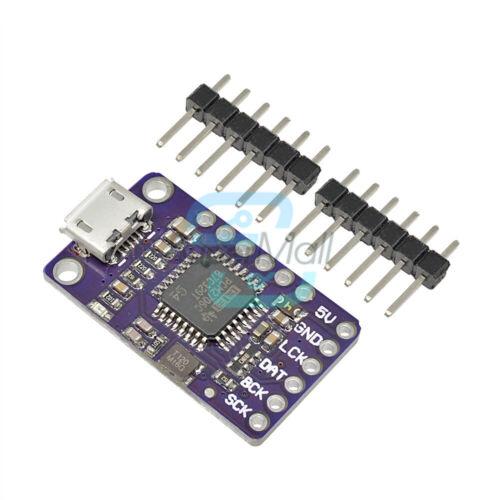 USB TO I2S IIS PCM2706 Gesture Recognition Sensor Decoder Connector Module