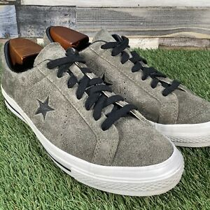 UK9-Converse-One-Star-Suede-Low-Top-Trainers-Allstar-Sneakers-EU42-5