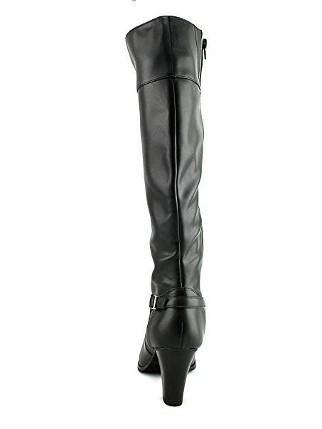 Giani Bernini Womens Womens Womens Boelyn Closed Toe Over Knee Fashion Boots, Black, Size 7.5 28491c