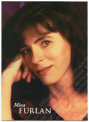 Babylon 5 Mystery Card Mira Furlan Delenn Skybox Special Edition Unsigned 1997