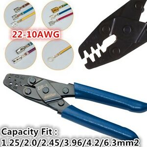 s l300 automotive terminal crimp tool wiring harness terminals crimp wire harness crimper at creativeand.co
