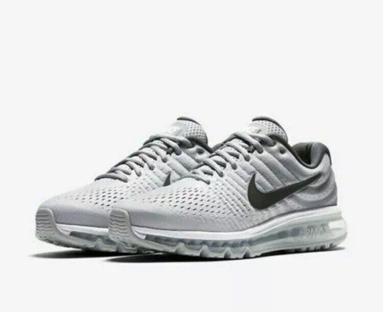 Running Nike Mens 101 Size 5 Grey Air 2017 scarpa White Dark