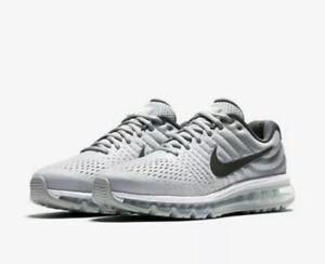 Detalles acerca de Nike Hombre Max 2017 Running Shoes White Airgris lobo 849559 101 Talla 11 </div>             </div>   </div>       </div>     <div class=
