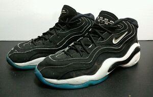 VTG 1996 Nike Air Zoom Flight 96Black White-Royal Blue sz 11.5 ... 304c375c3