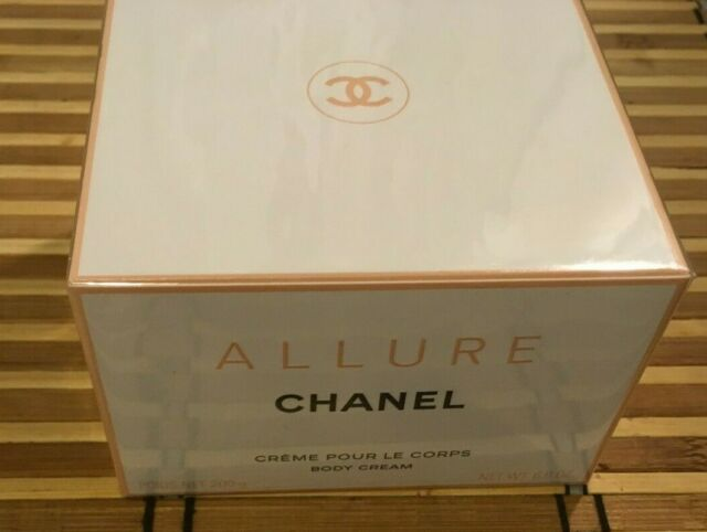 Chanel Allure Body Cream.Chanel Allure Body Cream 200ml 6 8 Oz New Boxed Rare