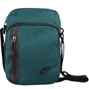 d92afaad8321 Image is loading Nike-Mens-Man-Small-Shoulder-Bag-Bag-Green-