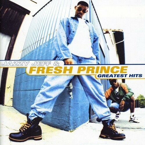 DJ Jazzy Jeff & the Fresh Prince - Greatest Hits [New CD]