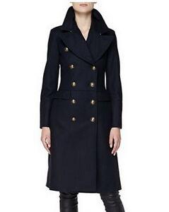 double Plus 1x mélangée mélangée 10x laine en Jy007 52 en à boutonnage Manteau laine 16 taille BTfwqxI