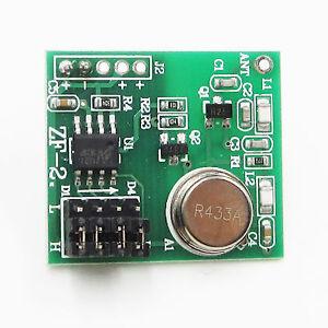 433Mhz-Trasmettitore-Wireless-EV1527-Learning-Codice-codificato-per-AVR-Arduino