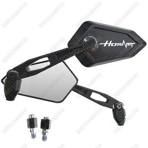 Spiegel-Mirror-Street-Carbon-Look-White-Logo-Honda-CB-600-F-Hornet-CB600F-039-11