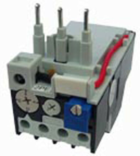 NHD 3 Pole NTH-0.5 Thermal Overload Relay 0.35-0.5A
