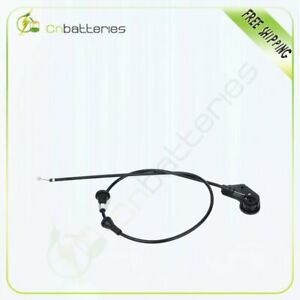 Bowden Cable For 98-05 BMW 3er E46 320 51238218859 Engine Hood Release Cable
