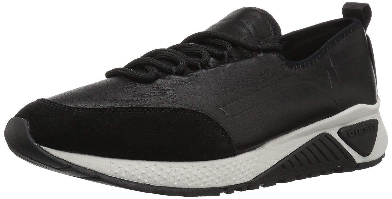 Diesel Men's SKB S-kby Leather-Sneakers