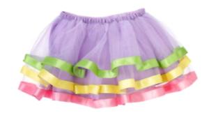 Gymboree NWT Purple BIRTHDAY SHOP TIER RIBBON TUTU TULLE SKIRT 3 6 9 12 18 24
