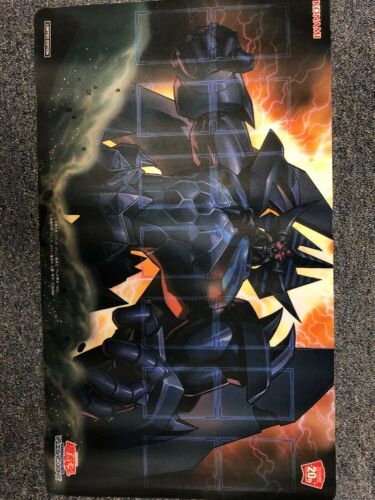 Yugioh Japanese official playmat Obelisk the Tormentor 20th ANNIVERSARY
