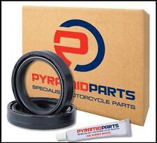 Pyramid Parts fork seals FOS-022 Suzuki T250 T350 T500 TC250 TM250 TM400 TS400