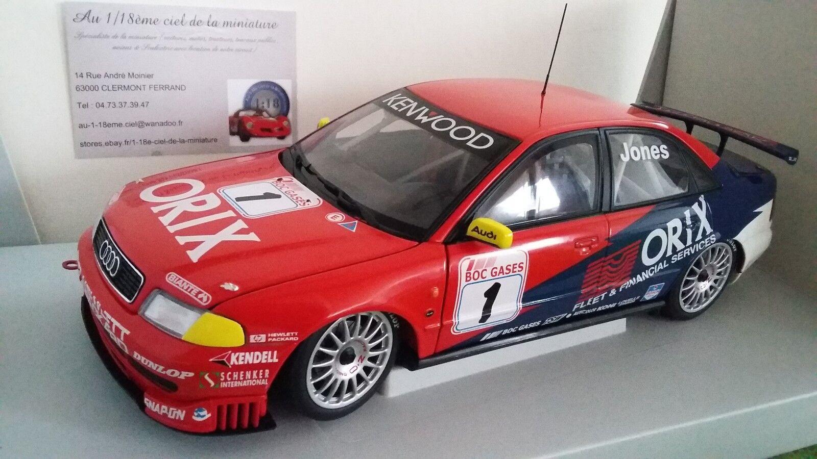 salida de fábrica AUDI A4 STW ORIX JONES 1997 1 18 18 18 UT Models 39745 voiture miniature de collection  ¡envío gratis!
