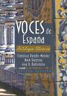 Voces De Espana by Francisca Paredes-mendez 9781285053837 Hardback 2013