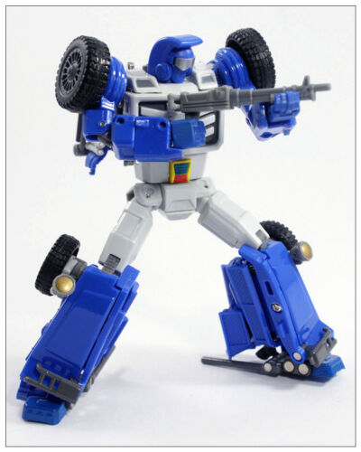 New Transformers toy X-Transbots MM-VIII Arkose G1 Beachcomber G1 Metal Ver