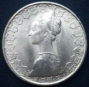 Italy-500-Lira-Silver-Coin-1966-UNC