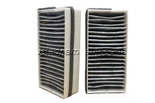 Cabin Air Filter Carbon Charcoal Set Chevy Venture Silhouette Montana TransSport