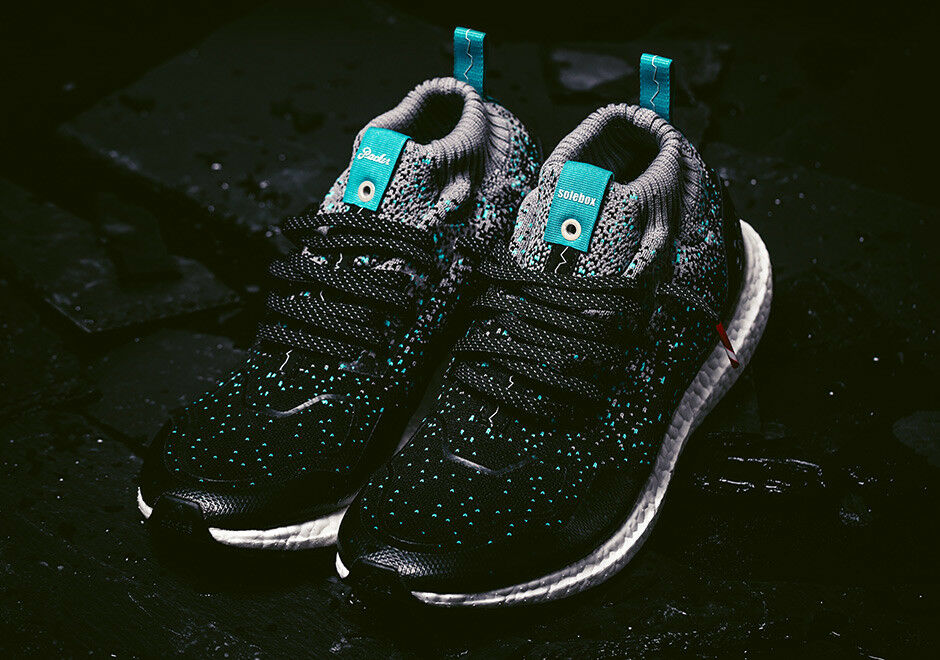 Adidas Solebox X Packers Ultra Boost Mid Collaboration