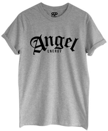 Angel Energy Unisex T-shirt Grunge Goth Alternative Daddy Issues Pastel Fashion