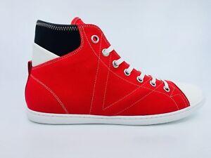 New Authentic Louis Vuitton Men's Shoes Baseball Sneaker Boot 7 - 7.5 US #147