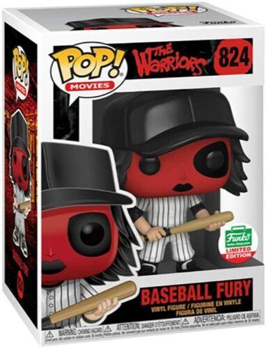 Red Baseball Fury Funko Pop Figure Shop Exclusive New