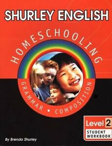 Shurley-English-Level-2-Student-Workbook