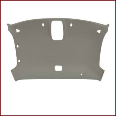 STANDARD CAB WITH CONSOLE CUTOUT 1999-2002 DODGE RAM HEADLINER